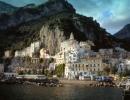 Pompei, Positano e Amalfi